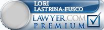 Lori A Lastrina-Fusco  Lawyer Badge