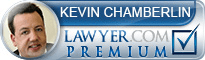Kevin P Chamberlin  Lawyer Badge