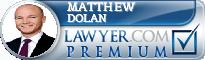 Matthew F. Dolan  Lawyer Badge
