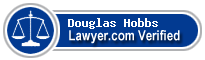 Douglas Charles Hobbs  Lawyer Badge