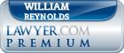 William L. Reynolds  Lawyer Badge