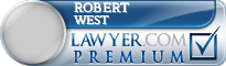 Robert Day West  Lawyer Badge