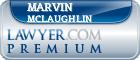 Marvin Dwain Mclaughlin  Lawyer Badge