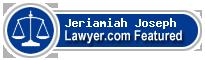 Jeriamiah Lee Joseph  Lawyer Badge