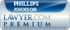 Phillips Butler Johnson  Lawyer Badge
