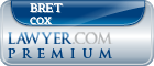 Bret Scott Cox  Lawyer Badge
