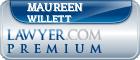 Maureen Perry Willett  Lawyer Badge