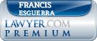 Francis Paul Esguerra  Lawyer Badge