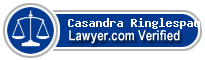 Casandra Lyn Ringlespaugh  Lawyer Badge