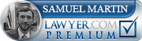 Samuel C Martin  Lawyer Badge