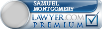 Samuel Arthur Montgomery  Lawyer Badge