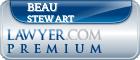 Beau A. Stewart  Lawyer Badge