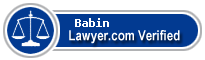 Brian Babin  Lawyer Badge
