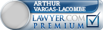 Arthur E. Vargas-Lacombe  Lawyer Badge