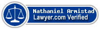 Nathaniel Armistad  Lawyer Badge