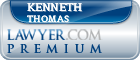 Kenneth L Thomas  Lawyer Badge