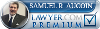 Samuel Robert Aucoin  Lawyer Badge