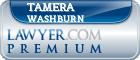 Tamera Cain Washburn  Lawyer Badge