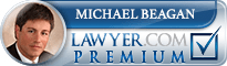 Michael J. Beagan  Lawyer Badge