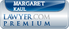 Margaret Alsfeld Kaul  Lawyer Badge