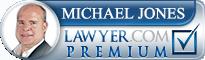 Michael Jones  Lawyer Badge