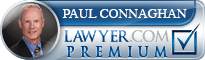 Paul R. Connaghan  Lawyer Badge