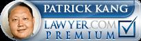 Patrick W. Kang  Lawyer Badge
