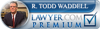 Robert Todd Waddell  Lawyer Badge