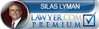 Silas R. Lyman  Lawyer Badge