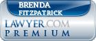 Brenda Regina Fitzpatrick  Lawyer Badge