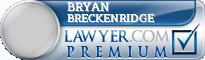 Bryan Craig Breckenridge  Lawyer Badge
