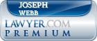 Joseph Webb  Lawyer Badge