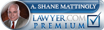 A. Shane Mattingly  Lawyer Badge