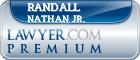 Randall Cary Nathan Jr.  Lawyer Badge