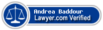 Andrea Bell Baddour  Lawyer Badge