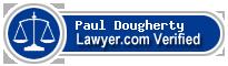 Paul Joseph Dougherty  Lawyer Badge