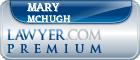 Mary I McHugh  Lawyer Badge