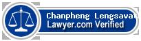 Chanpheng Lengsavath  Lawyer Badge