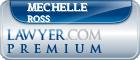 Mechelle Renee Ross  Lawyer Badge