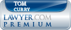 Tom Curry  Lawyer Badge
