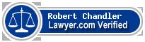 Robert Christopher Chandler  Lawyer Badge