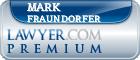 Mark Samuel Fraundorfer  Lawyer Badge