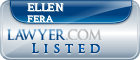 Ellen Fera Lawyer Badge