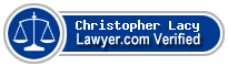 Christopher Lynn Lacy  Lawyer Badge