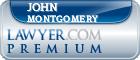 John Robert Montgomery  Lawyer Badge