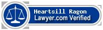 Heartsill Ragon  Lawyer Badge