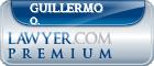 Guillermo Hernandez O.  Lawyer Badge