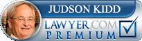 Judson Candler Kidd  Lawyer Badge