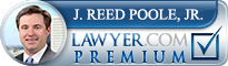 J. Reed Poole  Lawyer Badge