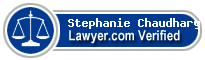 Stephanie Snell Chaudhary  Lawyer Badge